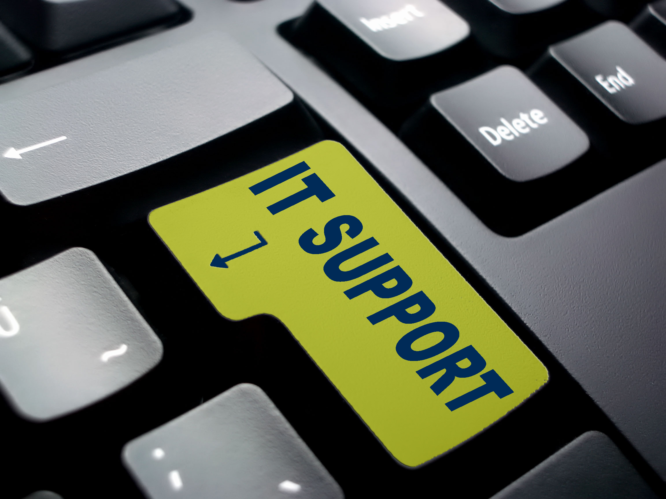 IT support 2016-17